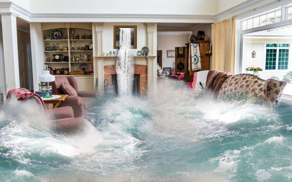 Неотложные действия при затоплении, кого вызывать